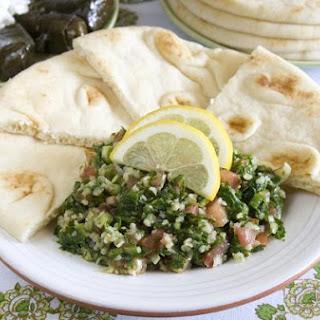 Lebanese Tabouleh