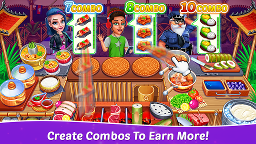Cooking Express 2:  Chef Madness Fever Games Craze modavailable screenshots 19