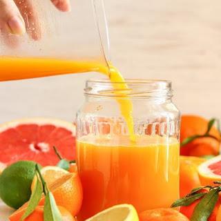 Homemade Anti-Aging Citrus Juice Recipe