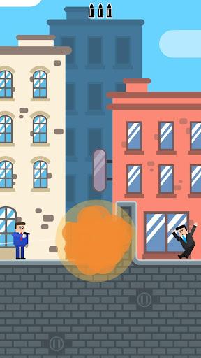 Mr Bullet - Spy Puzzles apkpoly screenshots 3