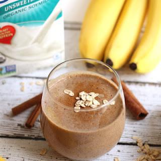 Oatmeal Cinnamon Raisin Protein Smoothie Recipe