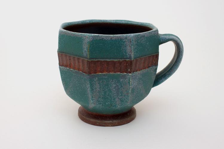 Jeffrey Oestreich Ceramic Cup 05