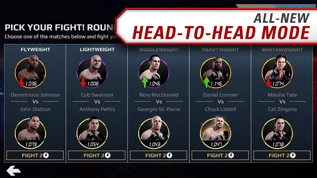 EA SPORTS UFC® screenshot 4