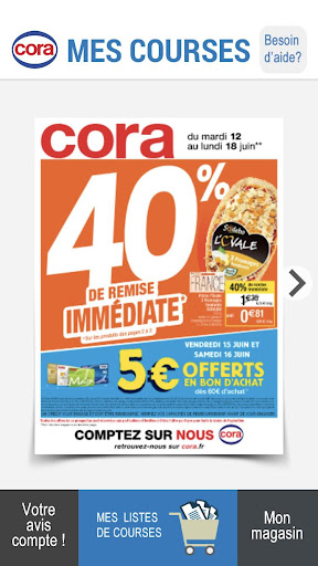 cora fr ma carte Cora, mes courses & prospectus – Applications sur Google Play