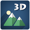 3D Photo Gallery icon