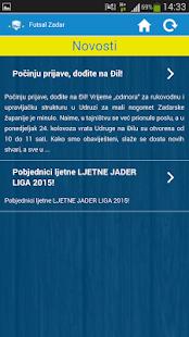 Download FUTSAL ZADAR APK
