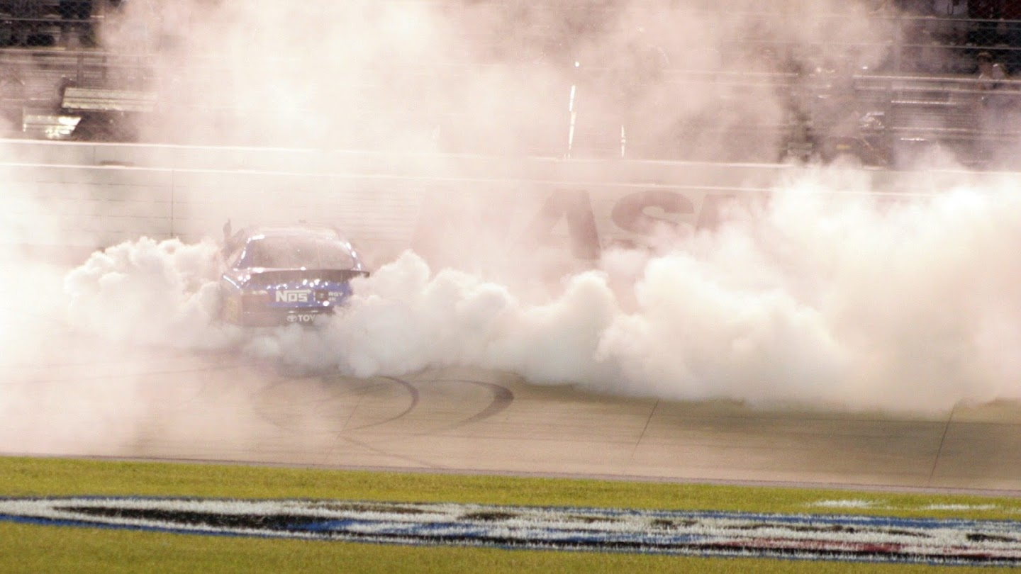 Watch NASCAR Burnouts on Broadway live