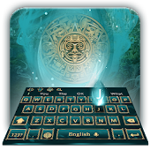 Maya Civilization Keyboard