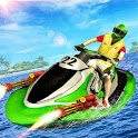 Water Jetski Power Boat Racing 3D icon