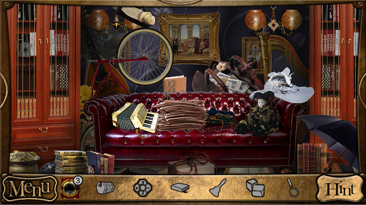 Sherlock Holmes game : Spot the hidden object  screenshots EasyGameCheats.pro 3