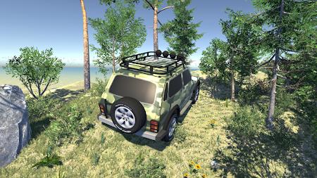 Russian Cars: Offroad 4x4 1.0.4 screenshot 2021636