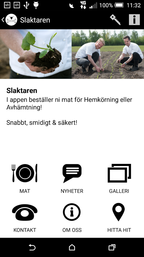 Slaktaren- screenshot