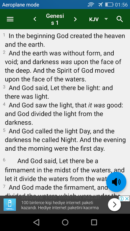 KJV Free Study Bible (Bible Message) – (Android Applications) — AppAgg