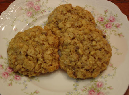 Aunt Judie's Oatmeal Cookies aka THE Best Oatmeal Cookie EVER! Recipe