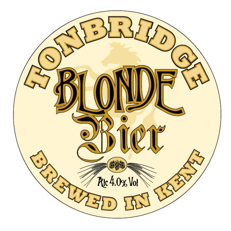 Logo of Tonbridge Blonde Bier