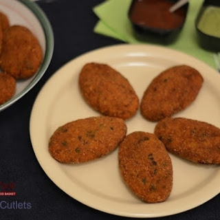 Vegetable Cutlet Recipe / Mixed Vegetable Cutlet Recipe / How to Make Veg Cutlet