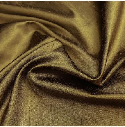 Sidentaft - svart/guld