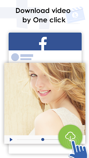 Video Downloader for FB - Download & Repost download offline 2