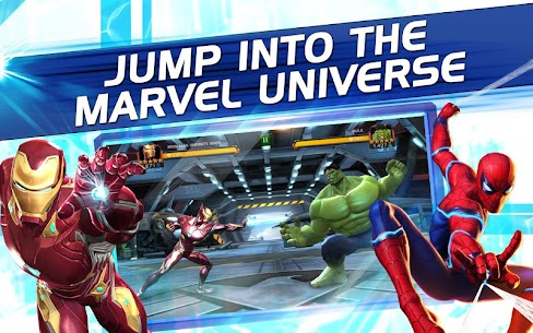 MARVEL Contest of Champions MOD Apk (God Mode) 5