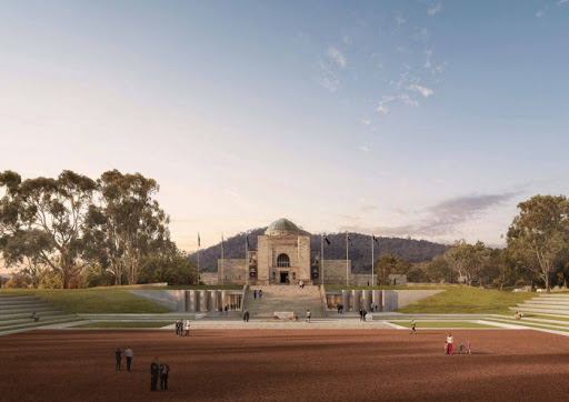 War Memorial, NCA defend consultations on expansion plans