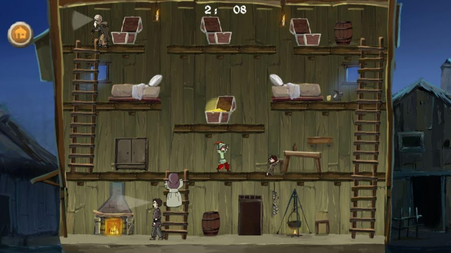Robin Hood: Give and Take- screenshot