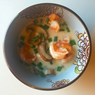 Coconut Lime Broth.