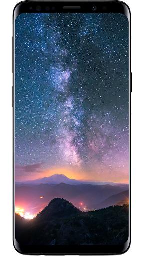 Galaxy S10 Wallpapers, 4k Amoled