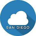 San Diego Weather Forecast icon