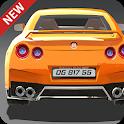 Gt-r Car Simulator icon