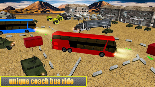 Modern Bus : Drive Parking 3D 2.0 screenshots 1
