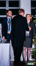 Photo: DGPuK 2014 Gala-Abend in der Innsteg-Aula  Applaus für Klaus-Dieter Altmeppen zum Dank für seine Amtszeit als Vorstandsvorsitzender der DGPuK   Foto: Janertainment Janine Amberger
