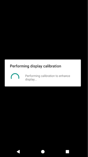 Display Calibration screenshot 2
