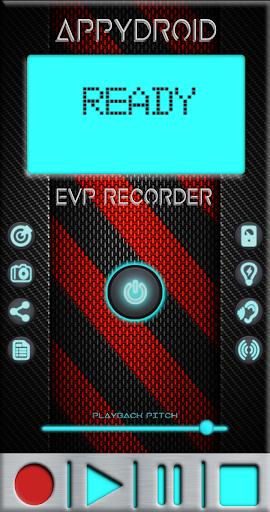 EVP Recorder ss2