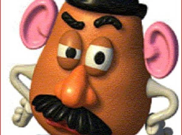 Home Spun Scolloped Potatoes