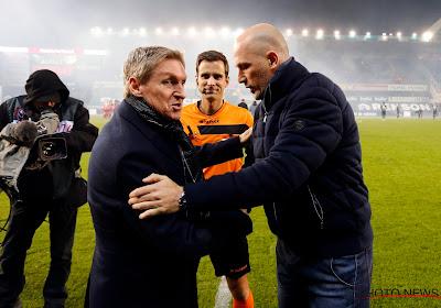Dury va droit au but en ce qui concerne le Club de Bruges