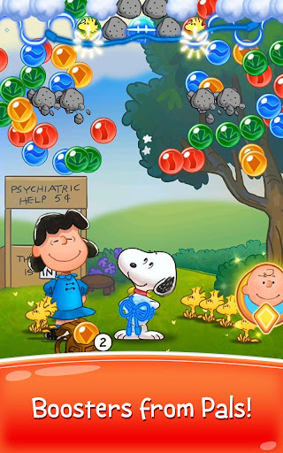 Snoopy Pop - Free Match, Blast & Pop Bubble Game  mod screenshots 3