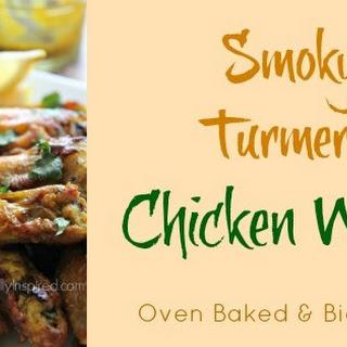 Smoky Turmeric Chicken Wings