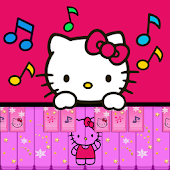 Tải Game Hello Kitty's Pink Piano Magic Tiles Game For Kids