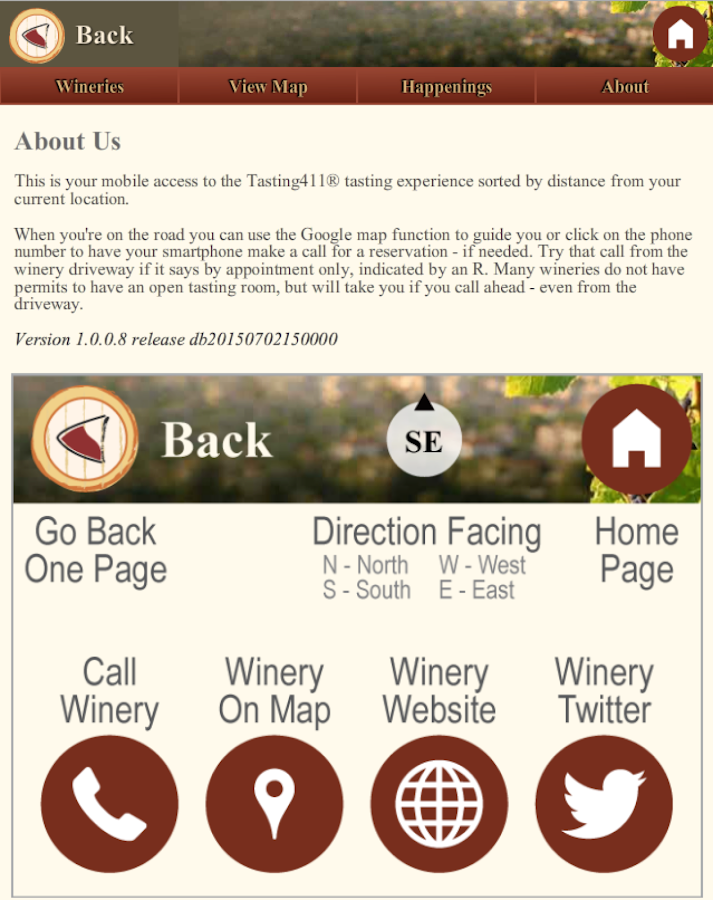 Tasting411® - Virginia- screenshot