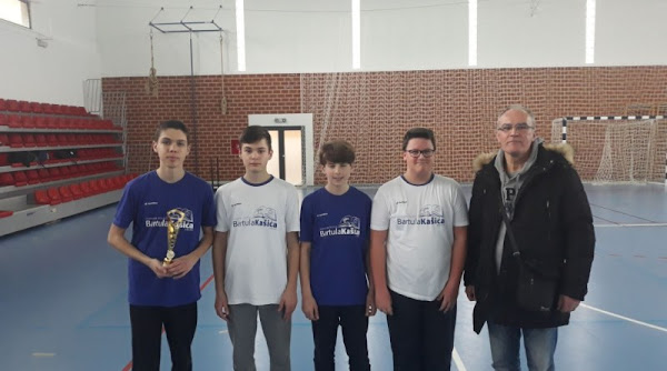 Badminton Regionalna Bronca Os Bartula Kasica Narodni List Hr