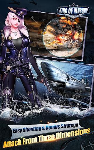 King of Warship: National Hero  gameplay | by HackJr.Pw 10
