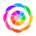 J Selfie Camera - Photo Collage & Youcam Editor icon