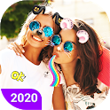 Sweet Face Camera - Live Face Selfie Editor icon