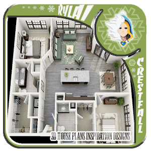 D House Plans Inspiration   Android Apps on Google PlayCover art