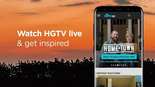 Stream Renovation & Home Improvement TV: HGTV Live – Mod APK Latest Version 2