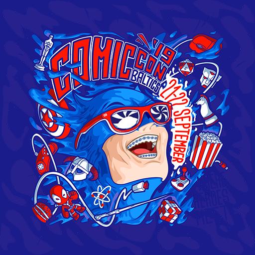 Baixar Comic Con Baltics para Android