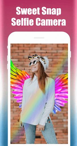 Sweet Snap Selfie Camera 2.12.0 screenshots 6