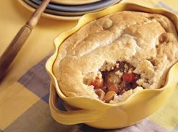 Roast Beef Pot Pie Recipe