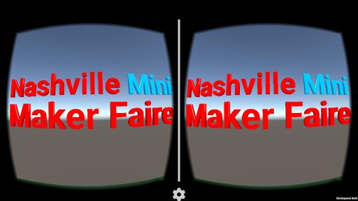 Nashville Maker Faire VR Demo