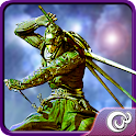 Samurai Warrior Assassin Blade icon